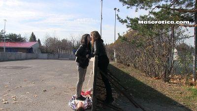 101002 - Lesbian's Cuckold 19 (HD)