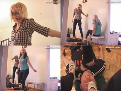 37850 - Candice Teaches Alice about Trampling 2
