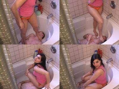 44243 - Murderotica Drowns her  Retarded bro!
