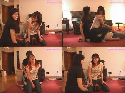 56477 - Kate Introduces Julia to SMOTHERING! (Part 2 of 2)