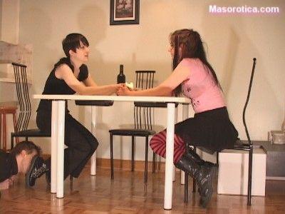 58451 - Lesbian's Cuckold 7
