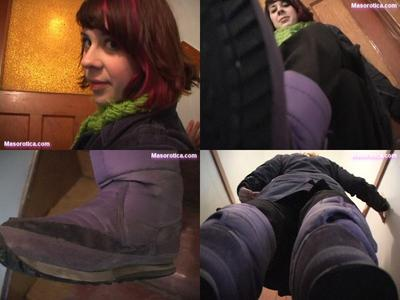 59299 - Lick the Salt off my Boots!
