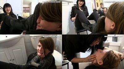 62347 - Nikki Humiliates Ugly Girl 2