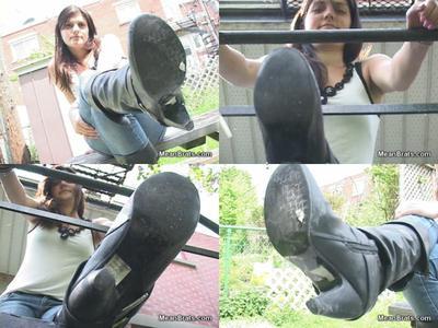 87783 - Public Boot Grime!