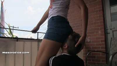91396 - Balcony Humiliation 2