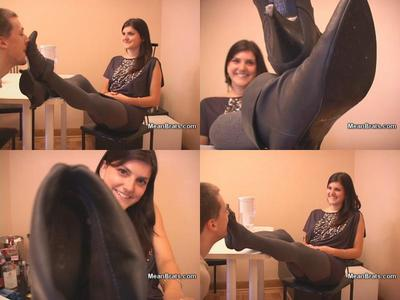 94046 - Sandra's Dirty Little Footboy 5