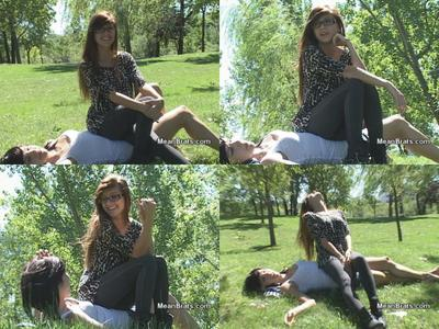 96381 - Chanel Sits on a Girl 3