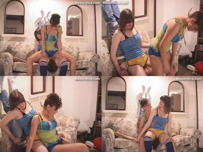 98999 - Sinovia & Cassie double Team Walter 3