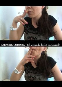 47866 - Smoking Goddess - I know you love it!