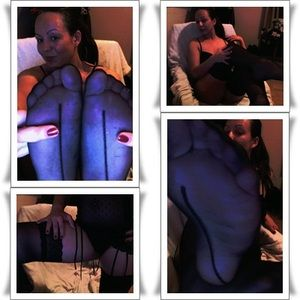 61360 - Nylon-Torture for chastity dogs
