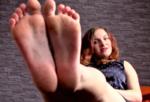 Massage my divine feet