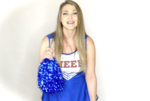 Hot Cheerleader Tease
