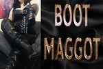 BOOT MAGGOT