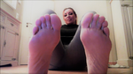 Manipulated by my foot soles