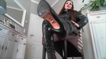Lick my old boots