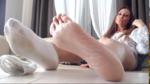 Really dirty socks